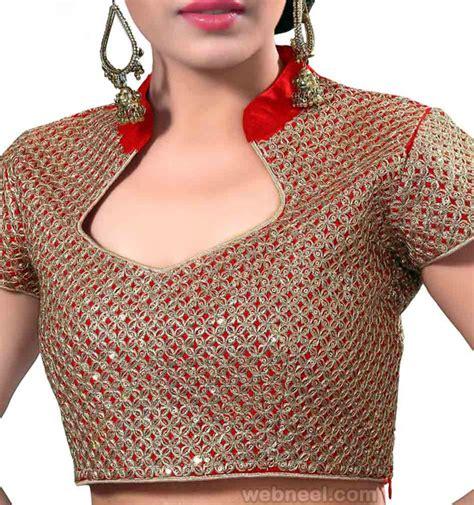 collar blouse 50 different types of blouse designs patterns designer