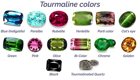 tourmaline color october birthstone tourmaline gemme couture gemme couture