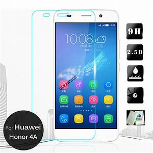 For Huawei Honor 4a Tempered Glass Screen Protector Safety Cover On Honor4a Scl Al00 Scl Cl00