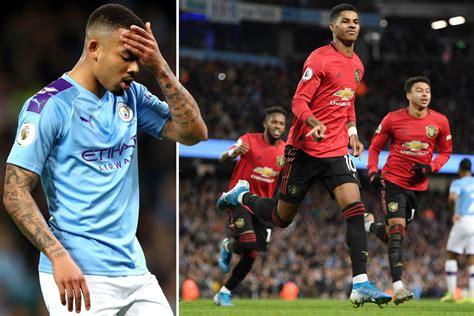 Man U Vs Man City Results : Manchester United Vs ...