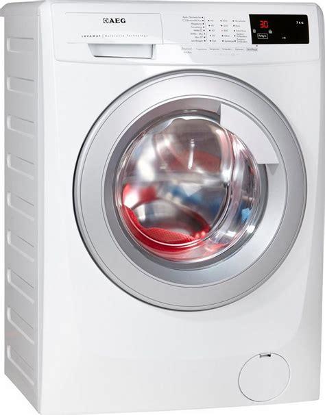 Waschmaschine Braucht Länger Als Angezeigt by Aeg Waschmaschine Lavamat L68470vfl A 7 Kg 1400 U