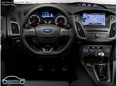 Ford Focus ST Turnier Fotos & Bilder