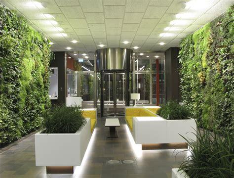 Vertical Indoor Garden Design Ideas