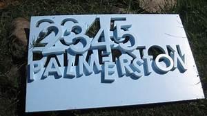styrofoam letters salt spring cnc water jet cutting With laser cut foam letters