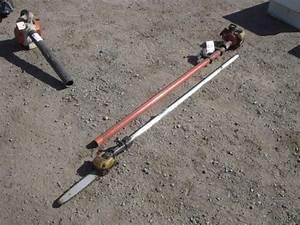 Power Pruner Tt24a Gas Pole Saw
