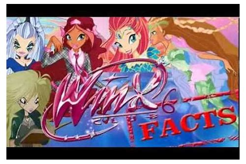 winx club season 5 opening song download