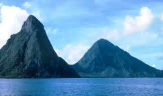 Piton Mountain St. Lucia