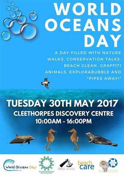 Oceans Event Poster Vanel Volunteer