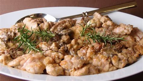 cepes cuisine mariatotal ris de veau aux morilles
