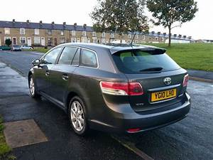 2010 Toyota Avensis 2 2 D4d Diesel 5door Estate