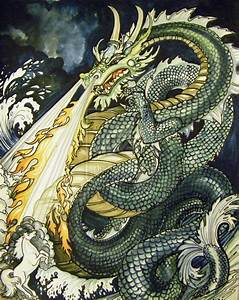 Dragons on Pinterest | Red Dragon, Water Dragon and Amy Brown