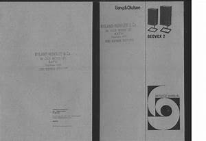 Bang Olufsen Beolink Mcl 2a Sch Service Manual Free