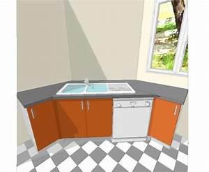 meuble cuisine pour plaque de cuisson et four meuble With meuble d angle pour plaque de cuisson