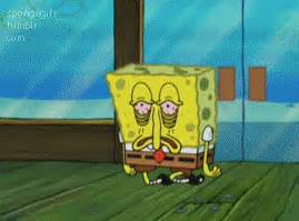 Tired Spongebob Squarepants GIF - Find & Share on GIPHY