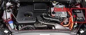 Ford Fusion Hybrid    Energi  2016