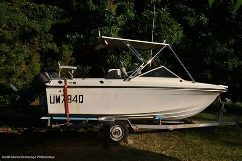 Used Mustang Boats For Sale Australia by Mustang 20 Trailer Boats Boats For Sale