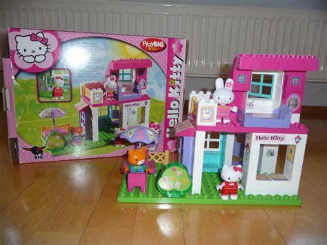 Hello Kitty Haus In Ovp, Playbigbloxx Haus In Oftersheim