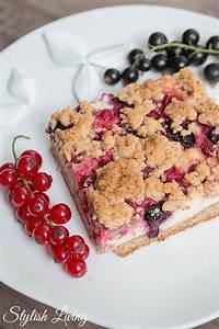 Dessert Mit Johannisbeeren : die besten 25 johannisbeeren kuchen ideen auf pinterest ~ Lizthompson.info Haus und Dekorationen