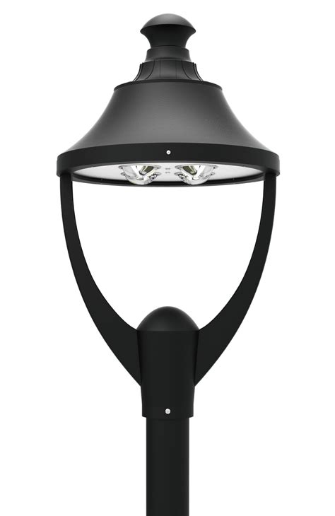 led pt 721 series led post top light fixtures outdoor