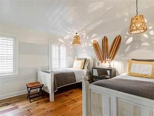 Déco Bord De Mer Chambre : d co planche de surf en 24 id es originales ~ Teatrodelosmanantiales.com Idées de Décoration