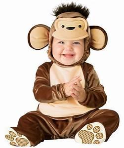 Monkey Mischievous Baby l Costume - Boys Halloween Costumes
