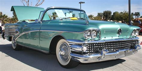 Buick Roadmaster Convertible Oldcars Site
