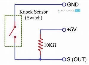 3vze Knock Sensor Wiring Diagram
