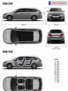 Dimensions 308 Peugeot : peugeot 308sw information dimensions specifications ~ Medecine-chirurgie-esthetiques.com Avis de Voitures