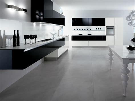cuisine sol noir la cuisine laquée une survivance ou un hit moderne