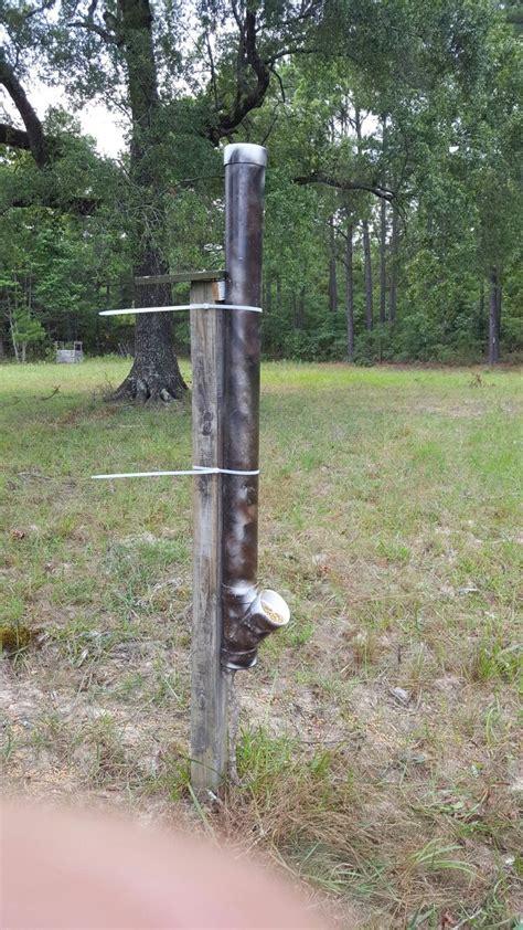 how to build a gravity deer feeder best 25 gravity deer feeders ideas on best