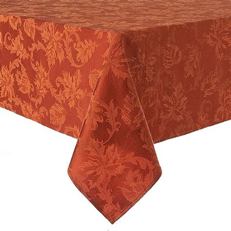 thanksgiving tablecloth 10 stylish tablecloths for thanksgiving mommy today magazine