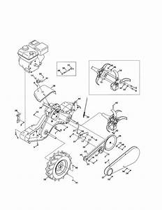 Craftsman 247299321 Rear