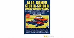 Alfa Romeo Spider 1978 Wiring Diagram
