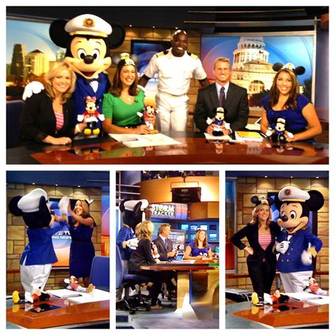 allison miller keye tv getting ready for the disney magic s arrival to texas