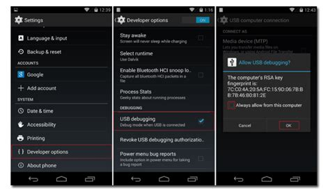 android from pc how to connect your android device to a pc with usb mass