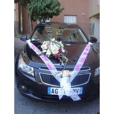 deco voiture mariage tulle mariage deco and on