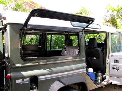 land rover defender 2013 4 door land rover defender expedition cer conversion part 4