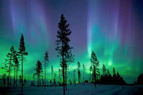 Northern Lights (Aurora Borealis) in Kiruna, Sweden ...