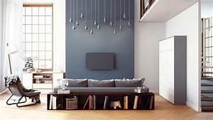 Wohnzimmer Mit Brauner Couch : wohnzimmer einrichten so geht 39 s mycs magazyne ~ Markanthonyermac.com Haus und Dekorationen