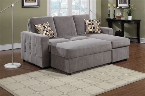 Small Sectional Sofa With Storage by Ac Pacific Modern Small Charcoal Sectional Sofa Chaise