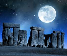 Stonehenge Night