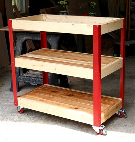 roll up table plans how to build a rolling grill cart