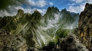 Dolomites, Mountains, Cadini, Di, Misurina, Hd, Wallpaper