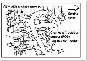 Where Is The Camshaft Position Sensor Located On A 2003