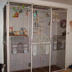 pvc design pvc parakeet bird cage condo made out of pvc pipe and fittings
