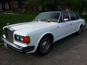 Sell Used 1982 Rolls Royce Silver Spur Base Sedan 4