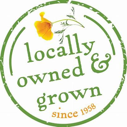 Owned Locally Grown Sloat Local Stone Organics