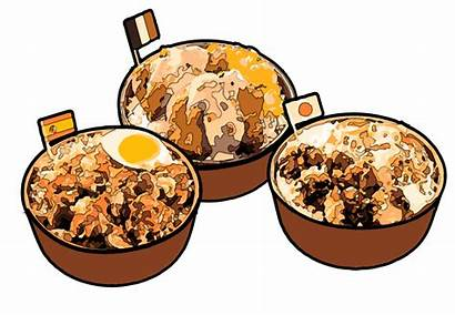 Rice Bowl Discontinued Clipart Fast Kfc Ph