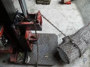 Fendeuse A Bois Electrique : fendeuse et levage de buches ~ Dailycaller-alerts.com Idées de Décoration