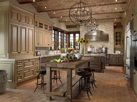cuisine style fermette la cuisine style cagne décors chaleureux vintage